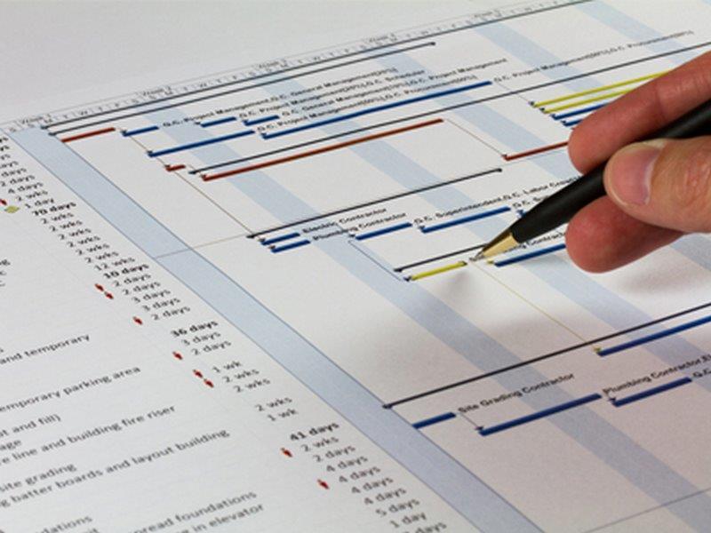 Empresa de engenharia e planejamento
