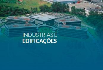 Industrias e edificações