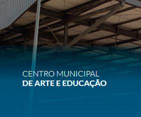 Centro municipal de Arte e Educação