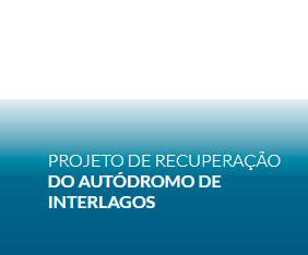 Projeto de Recuperação do Autódromo de Interlagos