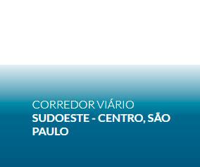 Corredor Viário Sudoeste - Centro, São Paulo