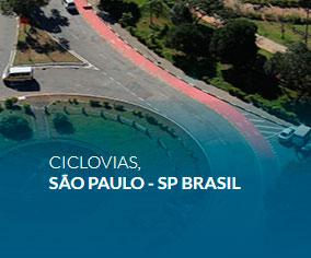 Ciclovias, São Paulo - SP  Brasil