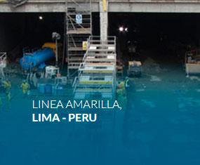 Linea Amarilla, Lima  - Peru